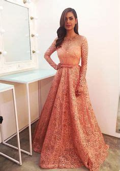 Husna Dress By Aiisha aisha khan wearing ali xeeshan theater dress at hum tv