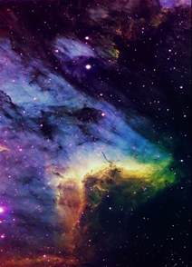 colorful galaxy beautiful colorful galaxy infinite sky image 110144
