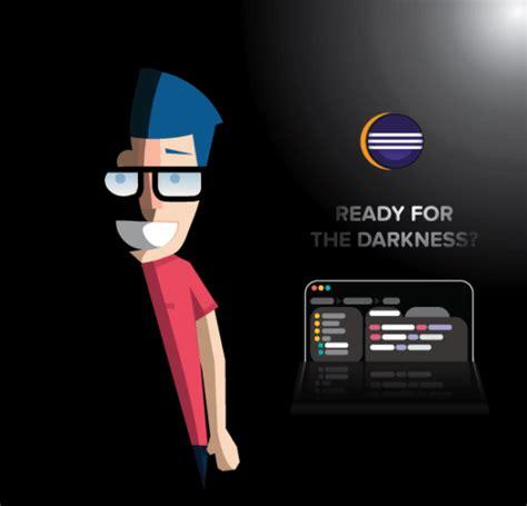 eclipse theme matrix and now darkest dark theme for eclipse genuitec