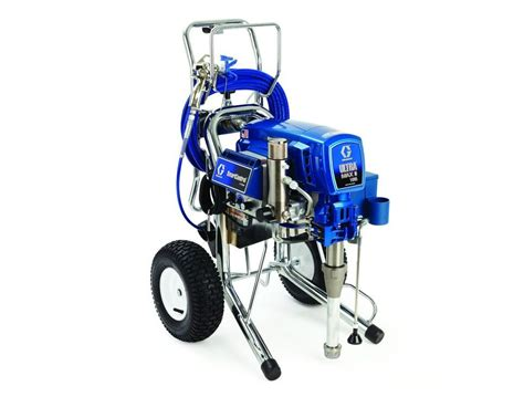 spray painter graco graco ultramax ii 1095 hi boy electric airless paint