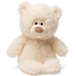 Gund yoghurt teddy bear soft toy gund bears crusader gifts