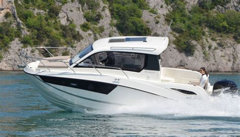 quicksilver small boat quicksilver activ 755 weekend a boat for the whole year