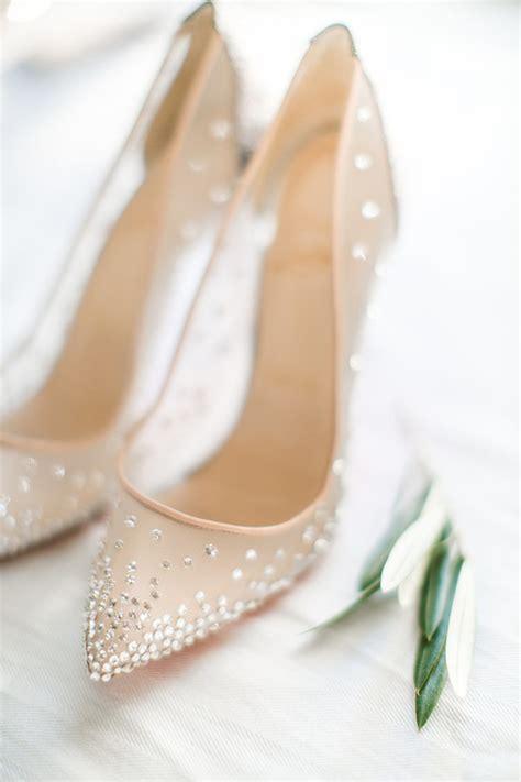 Designer Gold Wedding Shoes by Modern Dtla Wedding Los Angeles Wedding 100 Layer Cake