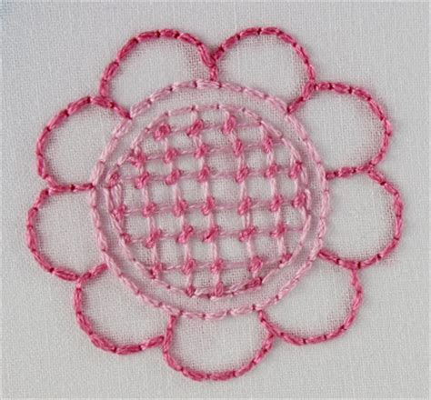 couching embroidery designs big b 100 stitches trellis or jacobean couching stitch