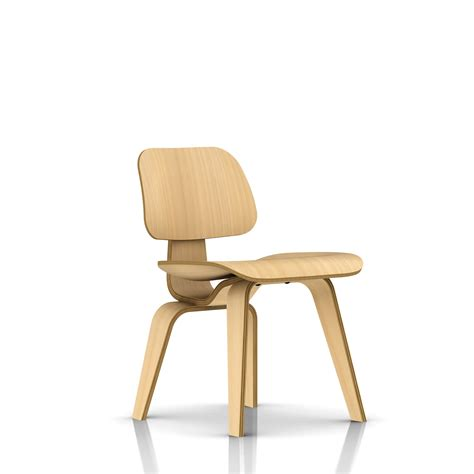 herman miller eames 174 molded plywood dining chair wood