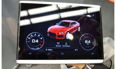 full version car launcher ag ces 2014 audi presenta il tablet android che si
