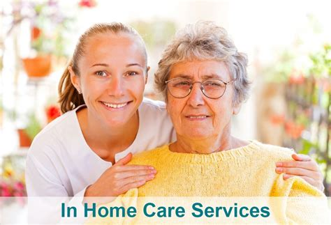 senior in home care services silver