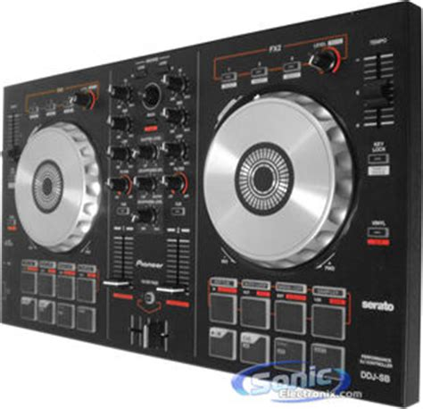pioneer ddj sb professional dj controller with built in