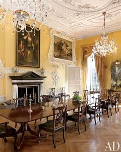 traditional dining room by spencer churchill designs inc by architectural digest ad