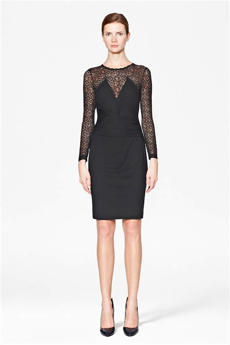Wiena Dress vienna lace fitted dress dresses connection