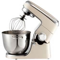 Wilko freestanding food mixer set cream 1000w at wilko com