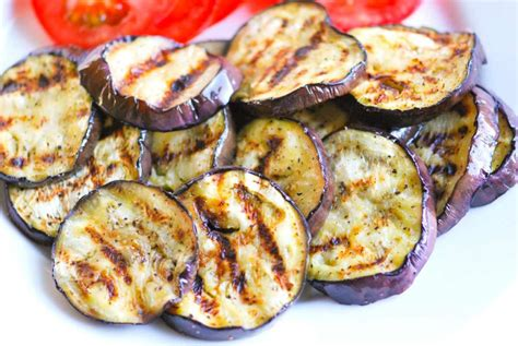 grilled eggplant going my wayz