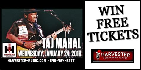 Free Ticket Giveaway - free ticket giveaway taj mahal theroanoker com