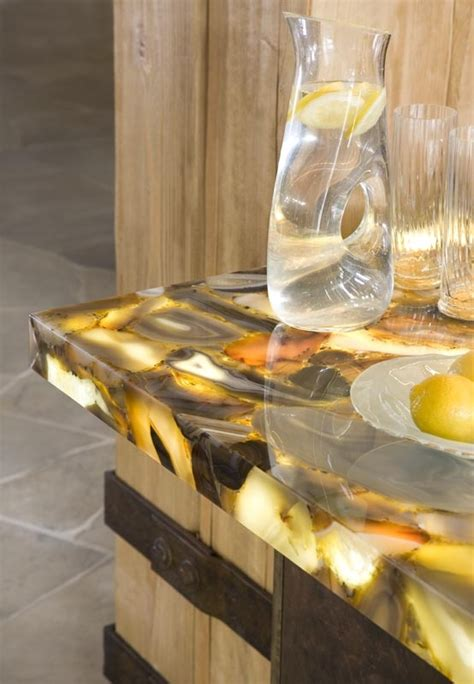 Unique Countertop Ideas | unique countertop black mesa ranch su casa ideas