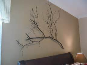 susan snyder tree branch wall