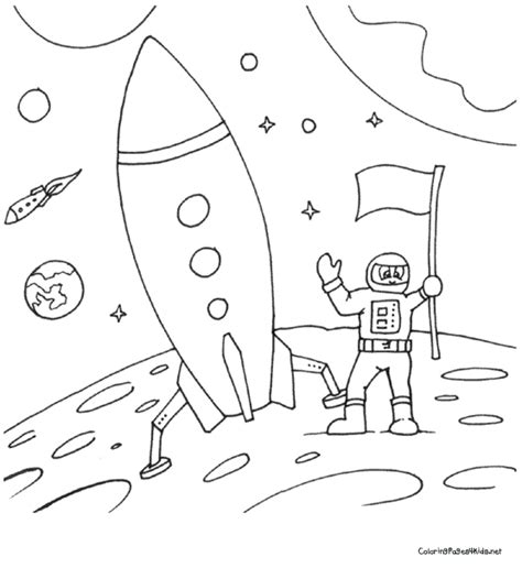 free coloring pages rockets rocket coloring pages bestofcoloring com