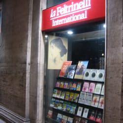 libreria feltrinelli international roma feltrinelli international 11 avis librairie via