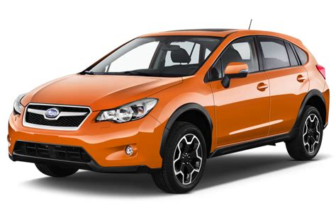 orange subaru crosstrek 2014 subaru crosstrek reviews and rating motor trend