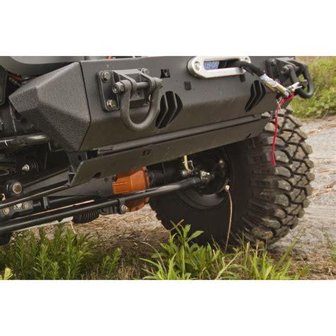rugged ridge skid plate rugged ridge 18003 30 steering component skid plate 07 15 jeep wrangler jk
