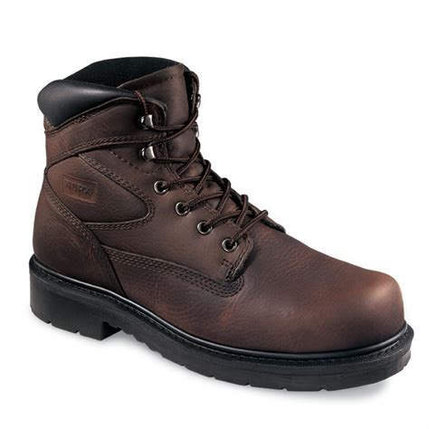 wing steel toe boots for s worx 174 by wing 174 shoes 5525 6 quot steel toe eh boots