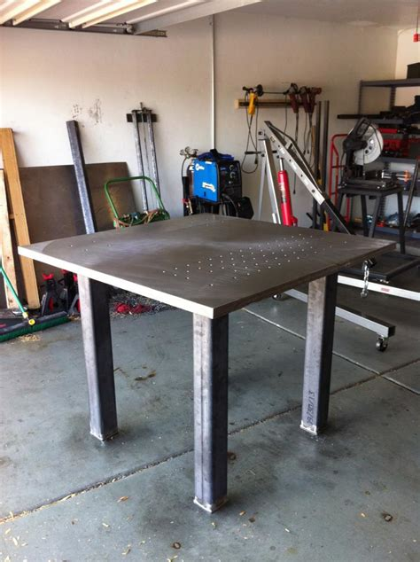 how to build a welding table building a welding table welding table cool welding tables