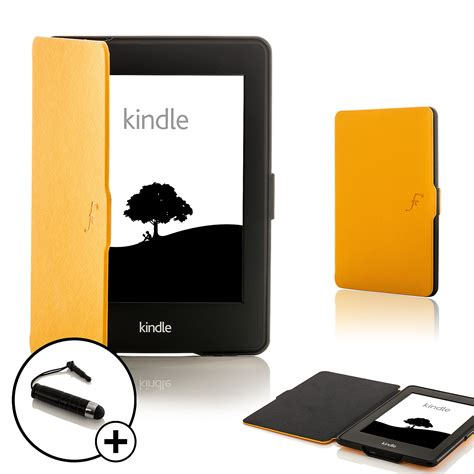 ebay kindle paperwhite leather smart shell case cover for amazon kindle