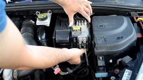 peugeot 407 battery batterie 407 1 6 hdi