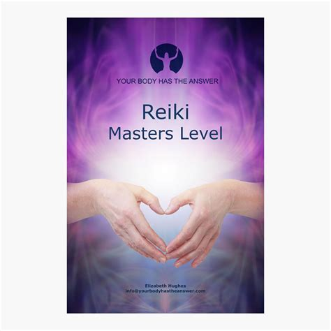 reiki master level  body   answer
