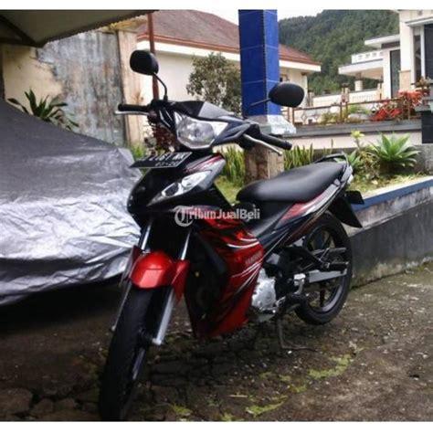 Yamaha Jupiter Mx Merah by Yamaha Jupiter Mx Tahun 2010 Warna Hitam Mulus Merah