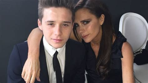 brooklyn beckham uncle brooklyn beckham shares photos from uncle elton s wedding