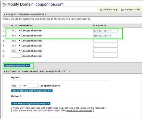 membuat vps sendiri dengan ubuntu cara membuat nameserver ns dengan domain sendiri