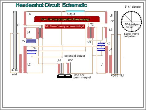 hendershot generator capacitor voltage free energy battery design circuit