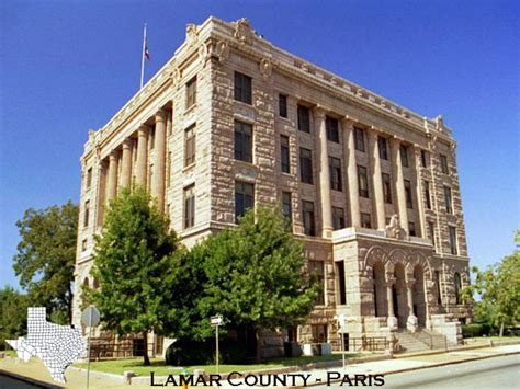 Lamar County Court Records Lamar County Courthouse
