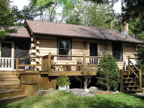 Wilderness Cabin For Sale by Adirondack Hoffman Wilderness Notch Log Cabin In The Woods