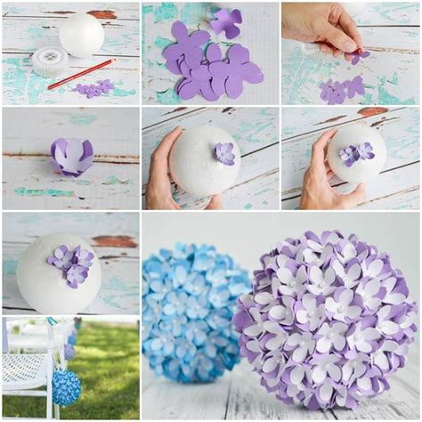 How To Make Crepe Paper Balls - 25 best ideas about paper flower on