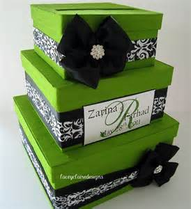 custom made wedding card box wedding card by laceyclairedesigns