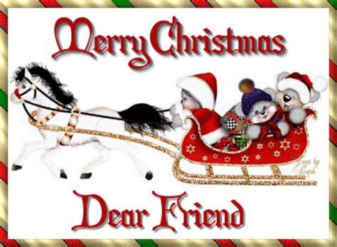 merry christmas dear friend pictures   images  facebook tumblr pinterest
