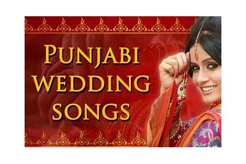 free download wedding songs punjabi