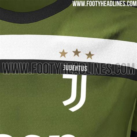 Jersey Juventus Third 17 18 juventus 17 18 third kit leaked footy headlines