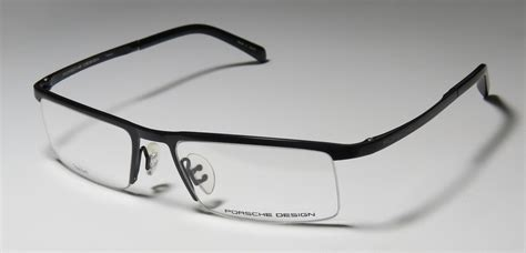 porsche design glasses titanium new porsche design 8129 titanium contemporary eyeglass