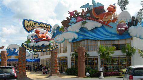 theme park melaka melaka wonderland gomelaka