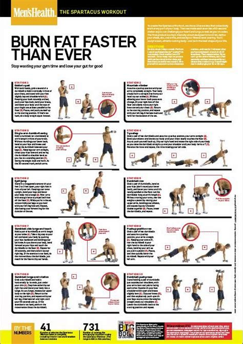 the spartacus workout health and health magazine