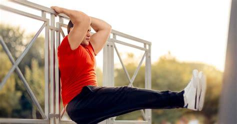 pull  bar abdominal exercises livestrongcom
