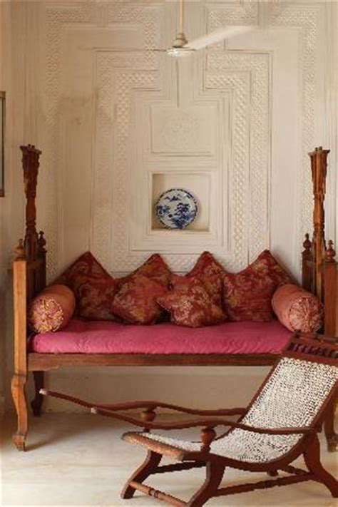 orientalisches sofa a day bed in the sitting area outside our room picture