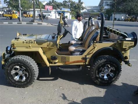 Modified Jeep For Sale In Delhi 639 X