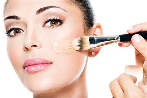 Cara Menggunakan cara menggunakan foundation yang benar tips dokter cantik