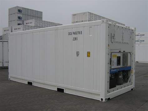 Freezer Container new energy efficient refrigerated shipping containers lowest prices