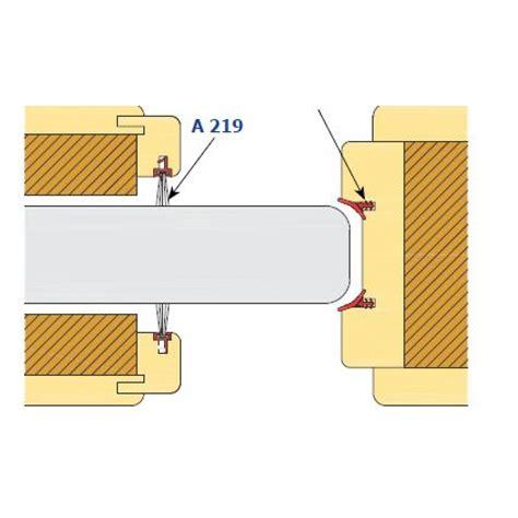 guarnizioni per porte interne guarnizioni per porte interne in legno per porte