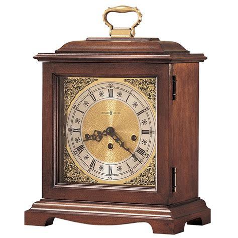 mantle clocks howard miller graham bracket chiming mantel clock 612437