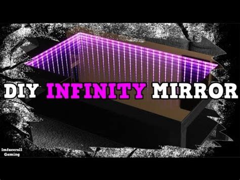 infinity mirror computer desk how to infinity mirror for custom desk pc mod